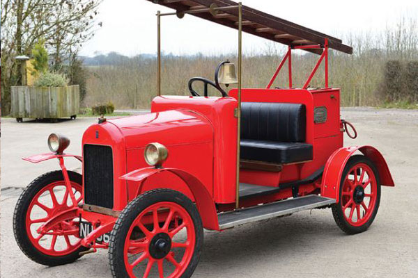 Gwynne Eight Fire Engine 1923
