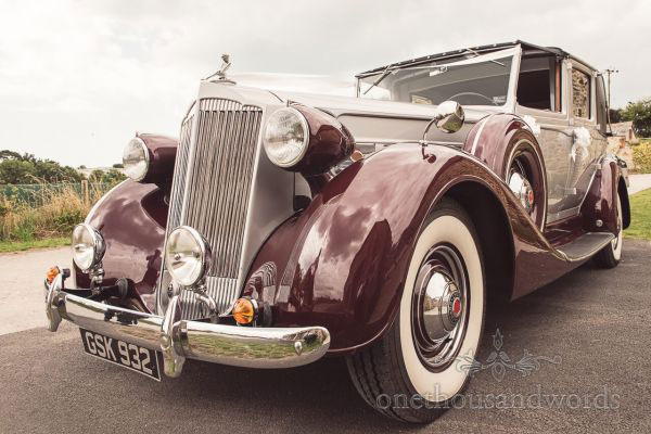 Packard Super 8 Sedanca De Ville 1937