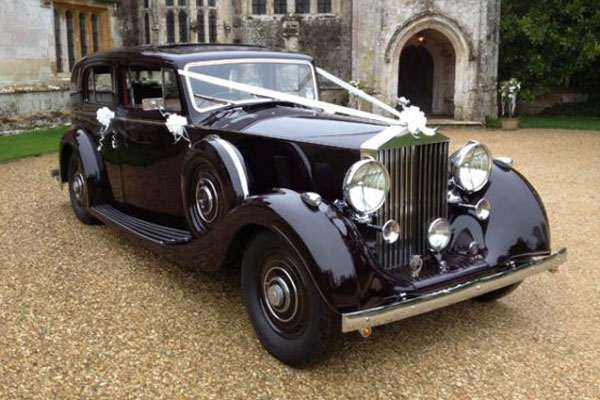 Rolls Royce Phantom 3 1938