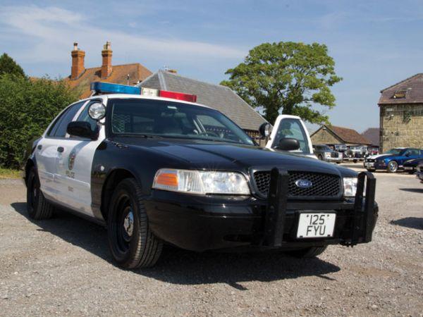 Lapd Crown Victoria >> LAPD Police Car