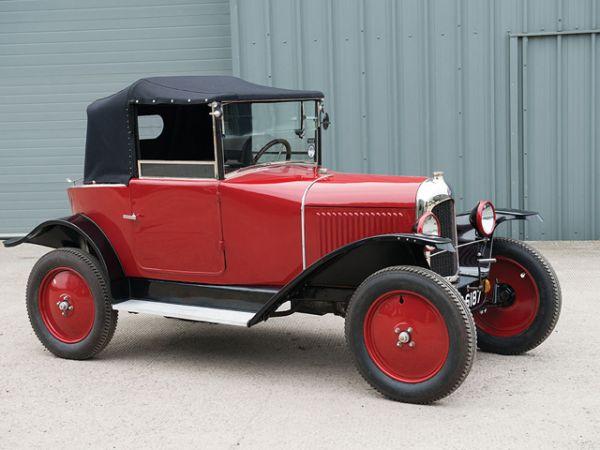 citroen 5cv type c cabriolet 1922. Black Bedroom Furniture Sets. Home Design Ideas