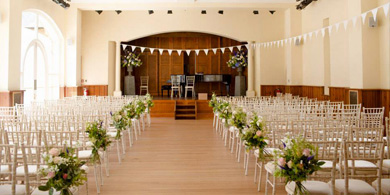 Wedding Venue Decorating