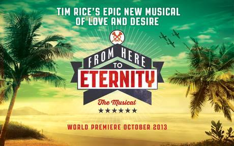 Tim Rice From Here to Eternity